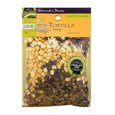 Frontier Soups Homemade In Minutes Tortilla Soup