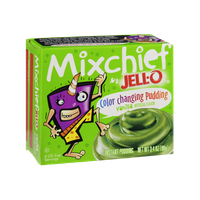 JELL-O Mixchief Vanilla Color Changing Instant Pudding