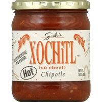 Xochitl Chipotle Hot Salsa, 15 Ounce -- 6 per case.