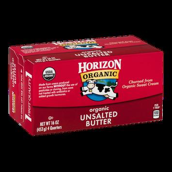 Horizon Organic Unsalted Butter