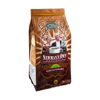 Green Mountain Coffee Newman's Own Organics Vanilla Caramel Ground Coffee