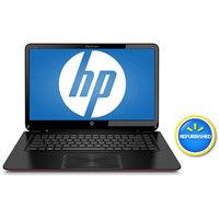 HP Refurbished Midnight Black 15.6