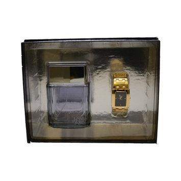 I Am King By Sean John for Men Gift Set, Eau-de-toillete Spray, Sean John Signature Watch