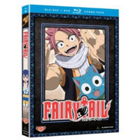 Fairy Tail: Season 2 - Part One (Blu-ray + DVD) (Widescreen)