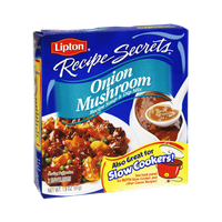 Lipton Recipe Secrets Onion Mushroom Recipe Soup & Dip Mix 1.8 oz