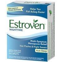 Estroven Nighttime Menopause Supplement