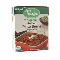 Pacific Organic Pinto Beans, Vegetarian