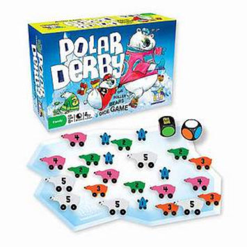 Gamewright Polar Derby Ages 8 and up, 1 ea