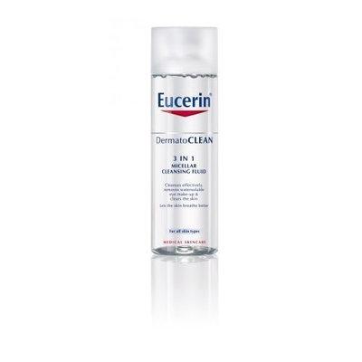 Eucerin® Dermatoclean Mild Cleansing Milk 200 Ml.