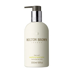 Molton Brown Thai vert soothing hand lotion