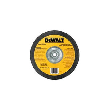 DeWalt 115-DW4954 9 inch X. 25 inch X. 63 inch-11 General Purpose Metal Grinding Wheel, General Purpose, General Purpose,