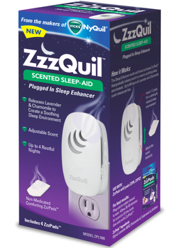 ZzzQuil™ Scented Sleep-Aid