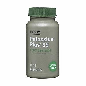GNC Potassium Plus 99