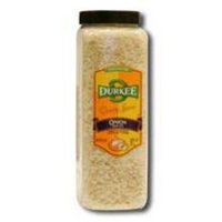 Tone Brothers Durkee Minced Onion - 14 oz. container, 6 per case
