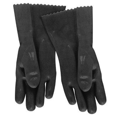 Mr. Bar-b-q Mr. Bar-B-Q Insulated Barbecue Gloves - Black
