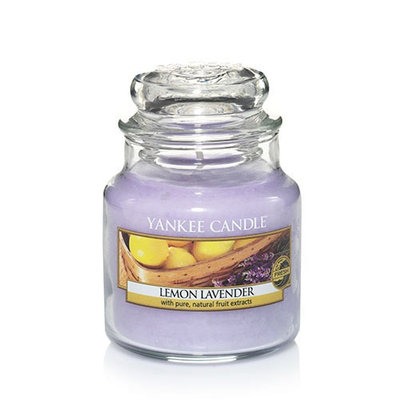 Yankee Candle Small lemon lavender housewarmer candle