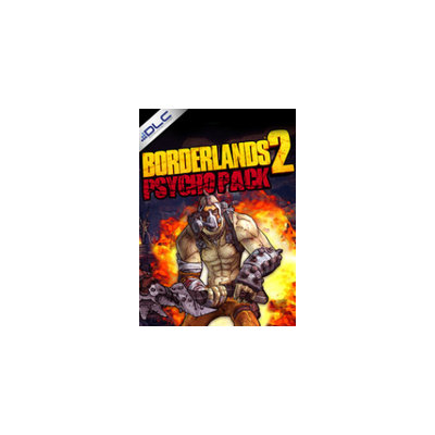 GearBox Software Borderlands 2 - Psycho Pack