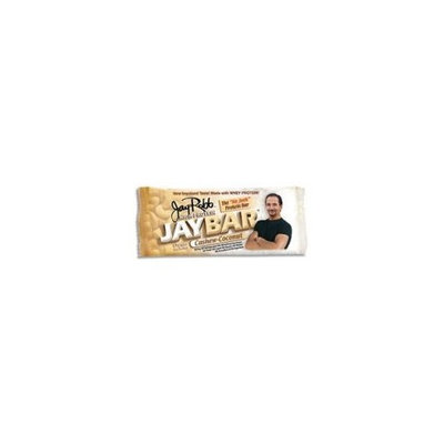 Jay Robb JayBar Cashew-Coconut with 14 Grams of Protein 1 Bar