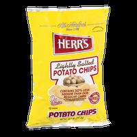 Herr's Lightly Salted Potato Chips