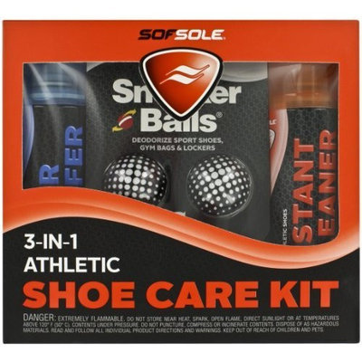Sof Sole 3-In-1 Athletic Care Kit []