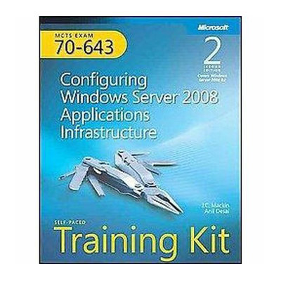 Mcts Self-paced Training Kit (Exam 70-643) (Mixed media product)