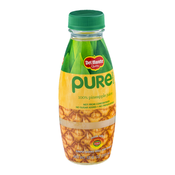 Del Monte Pure Earth 100% Pineapple Juice