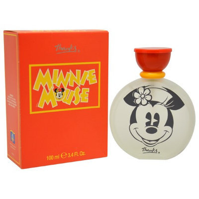 Minnie Mouse by Disney for Women - 3.4 oz EDT Spray