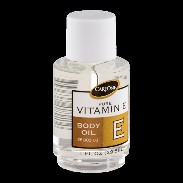 CareOne Pure Vitamin E Body Oil