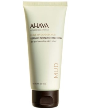 AHAVA Dermud Intensive Hand Cream for Dry and Sensitive Skin Relief