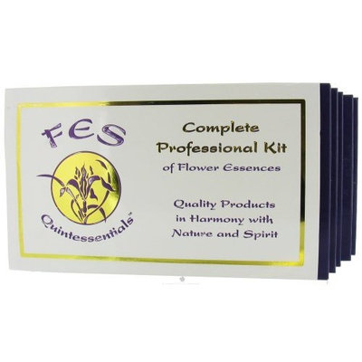 Flower Essence Services Complete Professional Kit