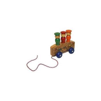 Holgate HZ131 Sailor Boy Peg Boat Wooden Toy