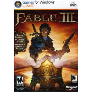 Micro Innovations 7Ef-00001 - Fable Iii - Complete Package - Pc - Dvd - English