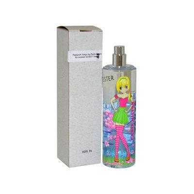 Paris Hilton Passport Tokyo 3.4 oz EDT Spray (Tester)