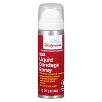 Walgreens Liquid Bandage Vitamin-C Spray