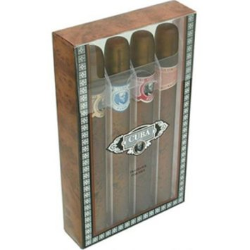 Cuba Mens Gift Set with  Gold
