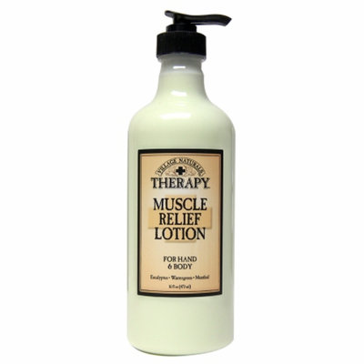 Village Naturals Therapy Muscle Relief Lotion