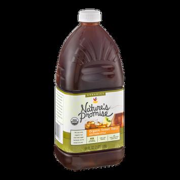 Nature's Promise Organics Organic Sweet Tea Southern Style