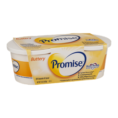 Promise Heart Health Essentials 60% Vegetable Oil Spread - 2 CT