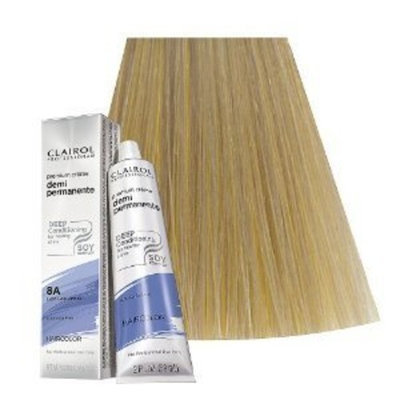 Clairol Professional Premium Creme Demi Hair Color 10A Lightest Cool Blonde
