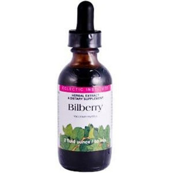 Bilberry Extract Eclectic Institute 2 oz Liquid