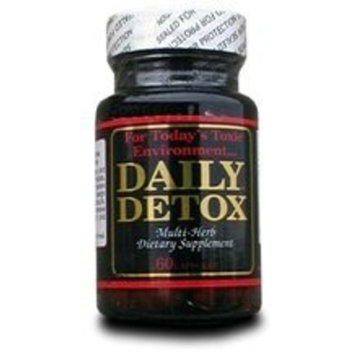 MD Labs Daily Detox, Capsules, 60 capsules