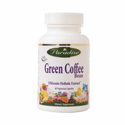 Paradise Herbs Green Coffee Bean Extract