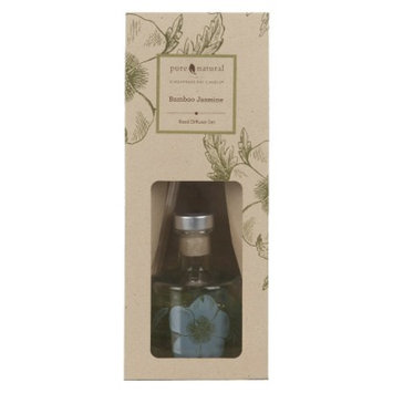 Pacific Trade Pure and Natural Bamboo Jasmine Reed Diffuser
