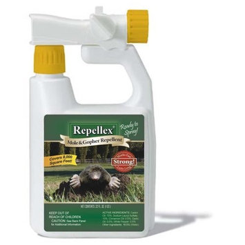 Repellex #10505 Quart Ready-to-Use Vole/Gol Sprayer