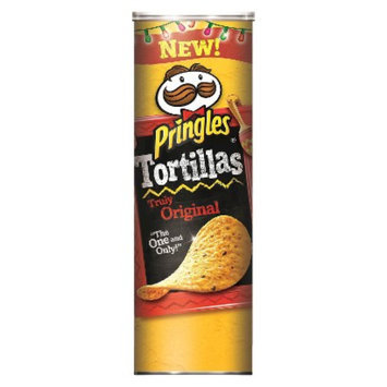Pringles Tortilla Original 6.07 oz.