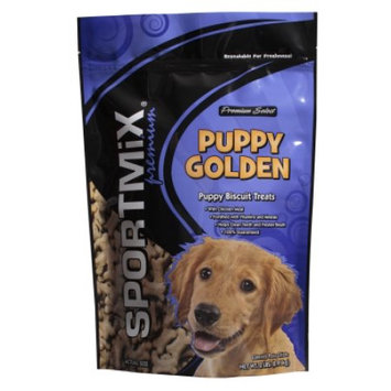 Sportmix Puppy Golden Puppy Biscuit Treats - 2 lb.