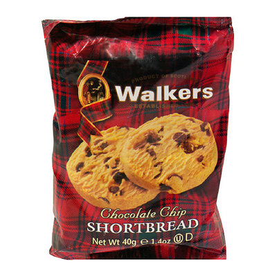 Walkers Chocolate Chip Shortbread Cookies