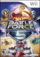 Activision Hot Wheels: Battle Force Five