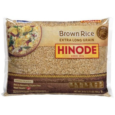 Hinode Rice Brown Extra Long Grain
