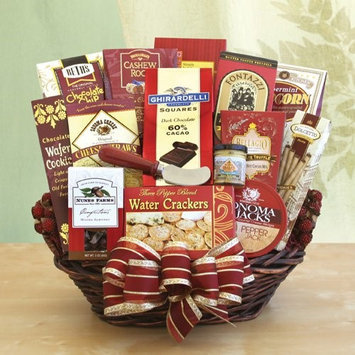 Givens and Company Party of Gourmet Gift Basket